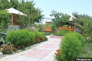 сад в береговом