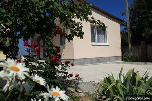 Новый домик номер с видом в сад -1
