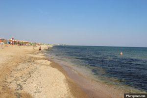 поселок береговое крым