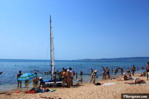 Фото пляжа - Береговое