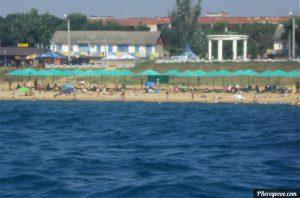 поселок береговое крым феодосия