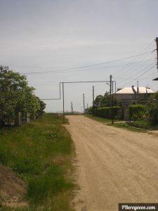 Дорога на рынок и к морю, Береговое