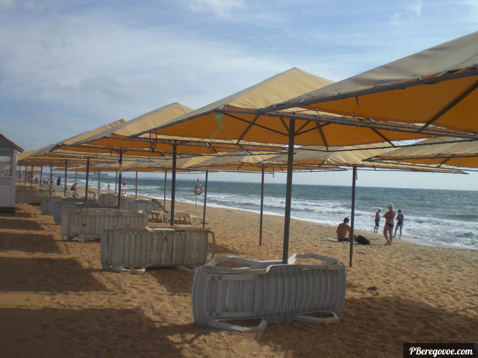пляж 117 море