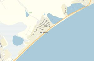 карта береговое
