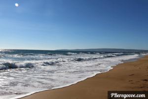 фото пляжа Береговое
