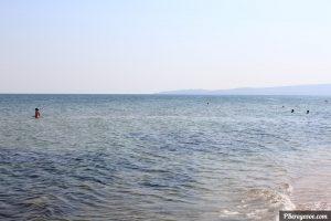 глубина моря через 30 метров