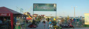 Парк развлечений «Поле чудес» в Береговом, Феодосия