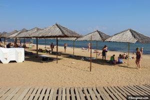 ретро зонтики пляж 2